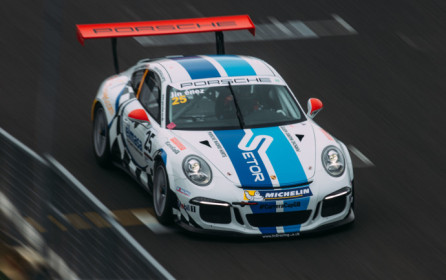 P4 para Víctor Jiménez en Spa-Francorchamps