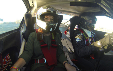 Co-Drive In the Circuit of Jarama