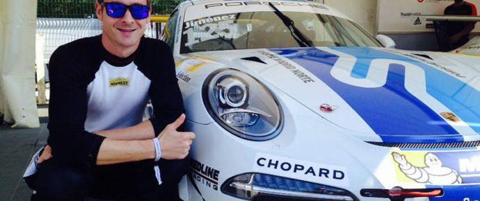 Víctor Jiménez sale reforzado de Le Mans
